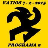 VATIOS PROGRAMA 9 2015