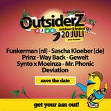 Sascha Kloeber [de] @ Outsiderz '15 [Haus stage]