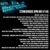 #145 StoneBridge BPM Mix