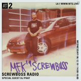 Screwboss Radio w/ Marcy Mane & DJ Phat - 12th June 2019