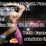 DJ Chus & Boris feat. Yana & Copyright Feat. Tasita Dmour - Arriba We Can Rise