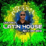 Latin House mix 2013