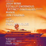 Remo - live at Space Ibiza,Ovum Party - 11.06.2013