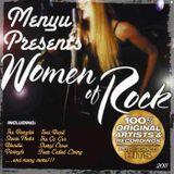 menyu presents: women of rock