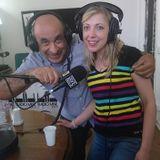 Fanny MARTINE, chanteuse nous rend visite à RADIO MNE, encore une belle aventure.