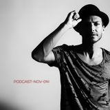 German Wagener Dj Set - Podcast - Noviembre - Deep & House