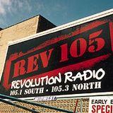 DJ Kevin Cole Celebrates REV 105 for National Radio Day on KEXP
