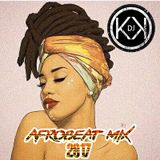 @DJKKOfficial - Afrobeat 2017 Mix