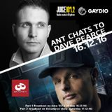ANT NICHOLS - DECADANCE RADIO (Dave Pearce Chat) - 16/17 DECEMBER 2016