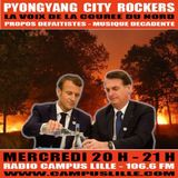 평양 City Rockers #126 : Une Emission De Feu (28-08-2019)