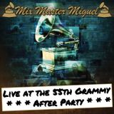 Mix Master Miguel - 55th GRAMMY After Party LIVE (2013)