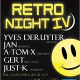 JUST-K @ MEGA RETRO NIGHT IV (geel)