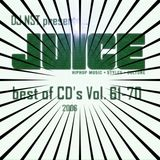 DJ NST - best of juice CDs 61-70