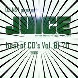 DJ NST - best of juice CDs 61-70