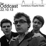 The Oddcast: Episode 14 (22.10.13)