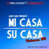 Mi Casa, Su Casa Podcast - Volume 20 - 10.22.12