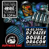 Dazee Presents The Ruffneck Ting Takeover 18.02.2016 with Guest mix From Double Dragon