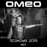 dj OMEO Technomix 2019 #01