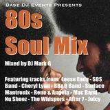 80s Soul Mix by DJ Mark G (BaseDJ.co.uk)