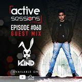 Active Sessions Live #060 Guest Mix Vlind