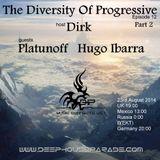 Hugo Ibarra @ The Diversity Of Progressive 12 (23rd August 2014) on Deep House Parade