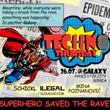 ILegal - Techno Thursday @ Galaksija 26.07.2018.