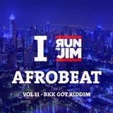 I Love Afrobeat Vol 11 - Bkk Got Riddim