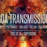 Toge mix 05. Goa Transmission 1.03 @ Supersonic (14.07.2017)