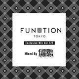 """FUNKTION TOKYO """"Exclusive Mix Vol.125"""" Mixed By FUJI TRILL"""