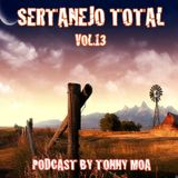 SERTANEJO TOTAL VOL.13