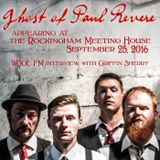 The Ghost of Paul Revere: WOOL-FM interview