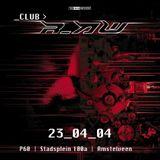 DJ Promo @ Club r_AW (23-04-2004)