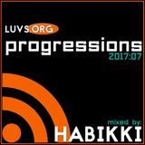 Luvs.org Sessions: [2017:07] Progressions