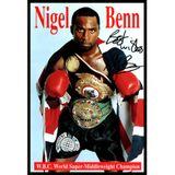 "NIGEL BENN ""THE DARK DESTROYER"": GREATEST PERFORMANCES #111"