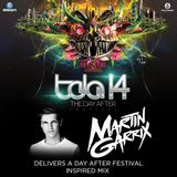 Day After Festival Inspired Mix by Martin Garrix