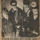 REVEREND BEAT-MAN'S DUSTY RECORD CABINETT  VOL5