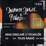 "Max Sinclair ""DDPM"" on Felkelők ///// Rádió Tilos 2016.12.05."