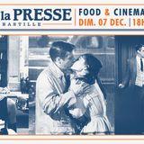 Food & Cinema #3 by ATN @ Cafe de la Presse (07-12-14)