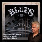 PODCAST 18 Sept. 2015/2 :     From Acoustic Blues to Boogie music and Jump Blues