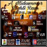 DJ Monsoon @ Gouchy's Midsummer Night Rave - Drum & Bass Classics (Vinyl Set) (July 2017)