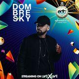Dombresky - EDC Orlando 2018 (09.11.2018)