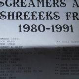 WDRE screamer shreekend weekend 1982c