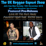 Cee Bee UK Reggae Expose 188 10-11-2019