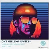 One Million Sunsets 17th January 2017