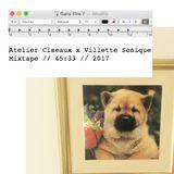 Mixtape Atelier Ciseaux Villette Sonique 2017