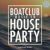 Subsonix Radio House Party w/ Boat Club 002