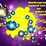 Underground mixed set 1 by Albert Nyrat