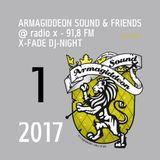 @ X-Fade DJ-Night - 03.01.17 ls. Jinjaman
