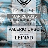 Valerio Urso @ Impulse #06 28-03-2015