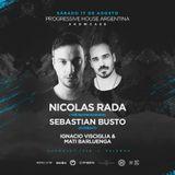 Nicolas Rada - Live @ Niceto Club, Buenos Aires, Argentina 17.08.19
